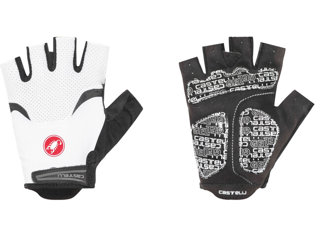 Castelli Arenberg Gel Gloves Men white/black